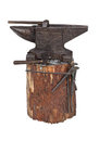 Blacksmith tools Royalty Free Stock Photography