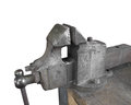 Blacksmith vise . Stock Photography