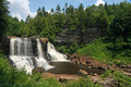 Blackwater Falls Royalty Free Stock Photo