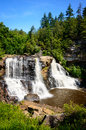 Blackwater Falls State Park Royalty Free Stock Photo