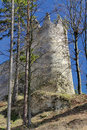 Blacnicky castle, Slovakia
