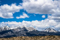 Blanca california peak rocky mountains colorado snow capped mountain scenic view of the and taken from the southern side of the Royalty Free Stock Photos