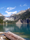 Blanca Lake Stock Photos