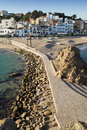Blanes, Costa Brava. Royalty Free Stock Photos