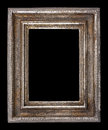 Blank antique frame Stock Photography