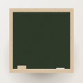 Blank blackboard with chalk and eraser, Vector Royalty Free Stock Photo
