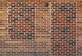 Urban Blank Brick wall background Royalty Free Stock Photo