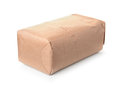 Blank brown paper bag Royalty Free Stock Photo