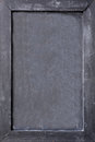 Blank chalkboard Royalty Free Stock Photo