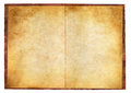 Blank grunge burnt paper Stock Photos