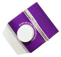 Blank Label Carton of Heavy Whipping Cream Royalty Free Stock Photo