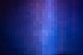 Blank pixelated background of different shades of blue.