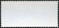 Blank Postage Stamp On A Black...
