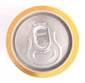 Blank Soda Can Stock Photo