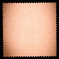 Blank stamp Stock Images