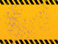 Blank traffic sign Stock Image