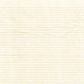 Blank yellow lined paper sheet background or textured Royalty Free Stock Image