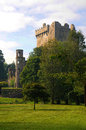 Blarney castle Stock Photography