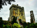 Blarney castle cork ireland home of the famous blarney stone Stock Images
