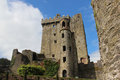 Blarney castle near cork in ireland Royalty Free Stock Photos
