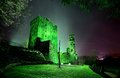 Blarney castle ready for st patrick s day Royalty Free Stock Photos