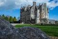 Blarney house beautiful castle in ireland Royalty Free Stock Photos