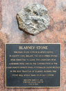 Blarney stone rare downtown reno nevada Stock Photo
