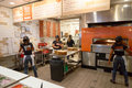 Blaze Pizza Royalty Free Stock Photo
