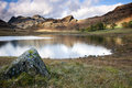 Blea Tarn Royalty Free Stock Photo