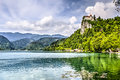 Bled Castle, Slovenia 3 Royalty Free Stock Photo