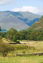 Blencathra mountain Royalty Free Stock Image