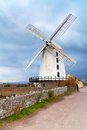 Blennerville Windmill in Tralee, Ireland Stock Photography