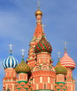 Blessed Basil cathedral Stock Photo