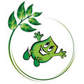 Blinky and shiny plant Stock Photography