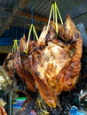 Bloater or salai fish Royalty Free Stock Photo