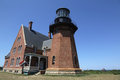 Block Island Southeast Light Stock Photo