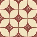 block print. geometric seamless pattern. retro style. vintage illustration
