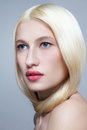 Blond beauty Royalty Free Stock Photo