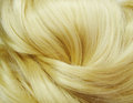 Blond highlight hair texture background abstract Royalty Free Stock Photos