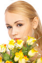 Blond Sweety Royalty Free Stock Images