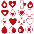 Blood donation - vector