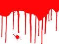 Sangre gotas