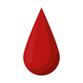 Blood drop donate donor