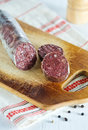 Blood pudding sausage Royalty Free Stock Photography