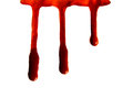 Blood stains Royalty Free Stock Photo