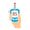 Blood test medical analyze icon