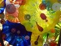 Blown Glass Royalty Free Stock Photo