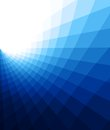 Blue abstract background copy space Stock Image