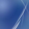 Title: Blue Abstract Curve Background