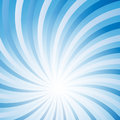 Blue abstract hypnotic background vector illustration this is file of eps format Stock Photo